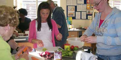 Adult Education Cookery Programme
